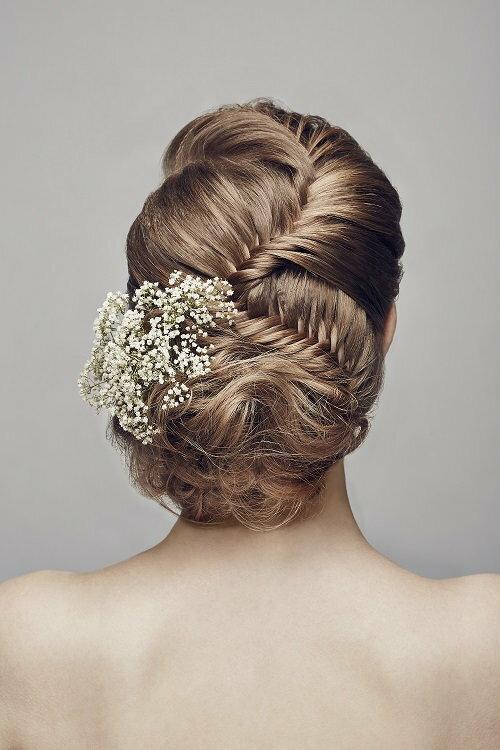 Włosy Na ślubnym Kobiercu 3 Oryginalne Upięcia ślub
