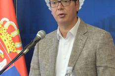 Aleksandar Vučić, Vojnotehnički institut, poseta