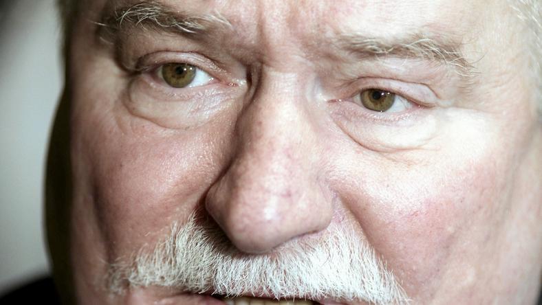 Lech Wałęsa, fot. Dominik Werner/Agencja Gazeta