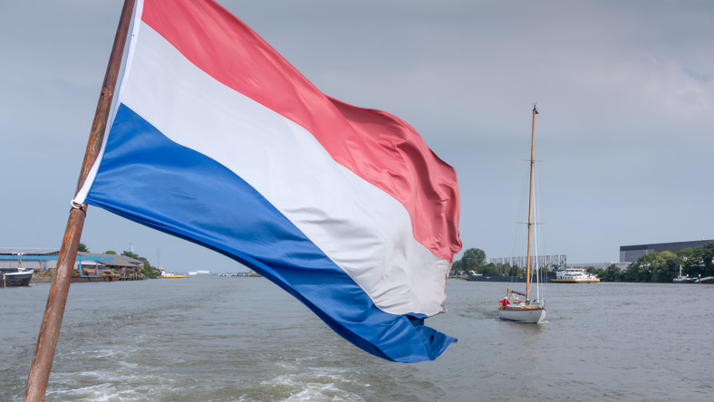 Holenderska flaga