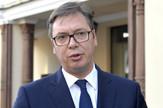 Aleksandar Vučić, Moskva, Tanjug, R prelić