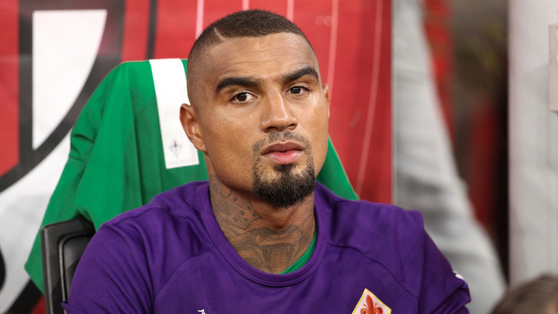 <p>Kevin-Prince Boateng</p>
