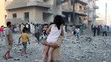 20 ofiar bombardowań w Syrii. W jedną noc!