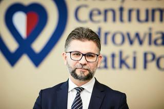 Prof. Banach zrezygnował z funkcji dyrektora Instytutu Centrum Zdrowia Matki Polki w Łodzi