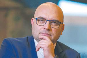 Albert Gryszczuk, prezes Krajowej Izby Klastrów Energii