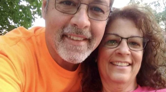 Mari sa suprugom Metjuom