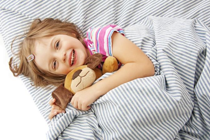 Ponudite detetu više različitih aktivnosti za opuštanje pred spavanje