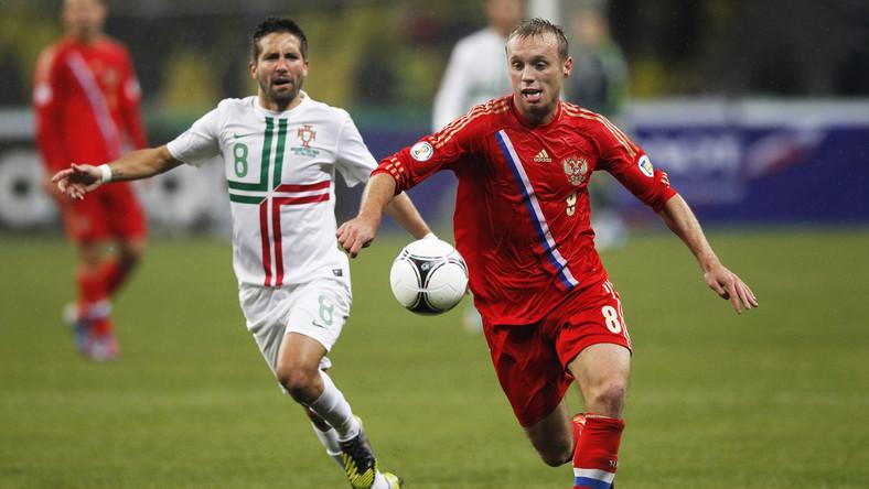Rosja pokonała Portugalię