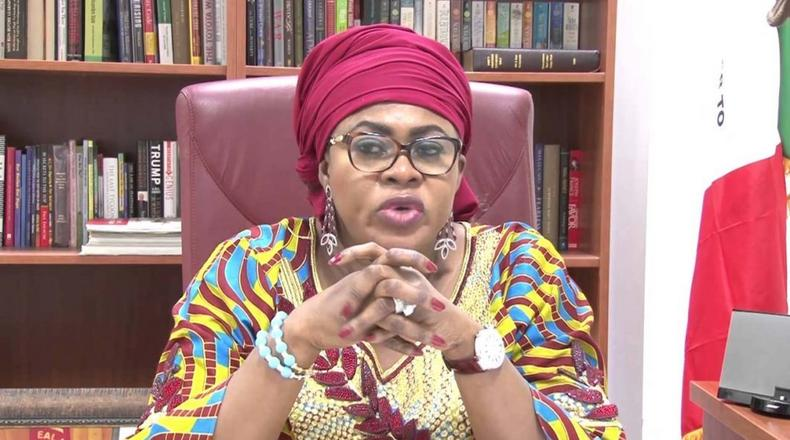 Stella Oduah: 'It's deceitful to say Buhari doesn't mean well for Southeast'