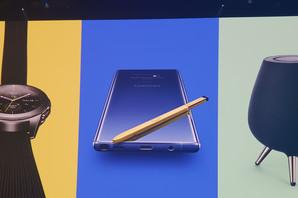 """""""Blic"""" u Njujorku: Note 9 upozorava na loše slike, ima novi S pen, moćnu bateriju..."""