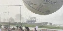 Nowe fakty w sprawie rozerwanego balonu widokowego. Będą konsekwencje?