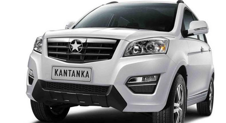 The Kantanka vehicle