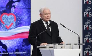 Kaczyński: Od wyników wyborów zależy wykorzystanie szansy na pozytywne zmiany w UE