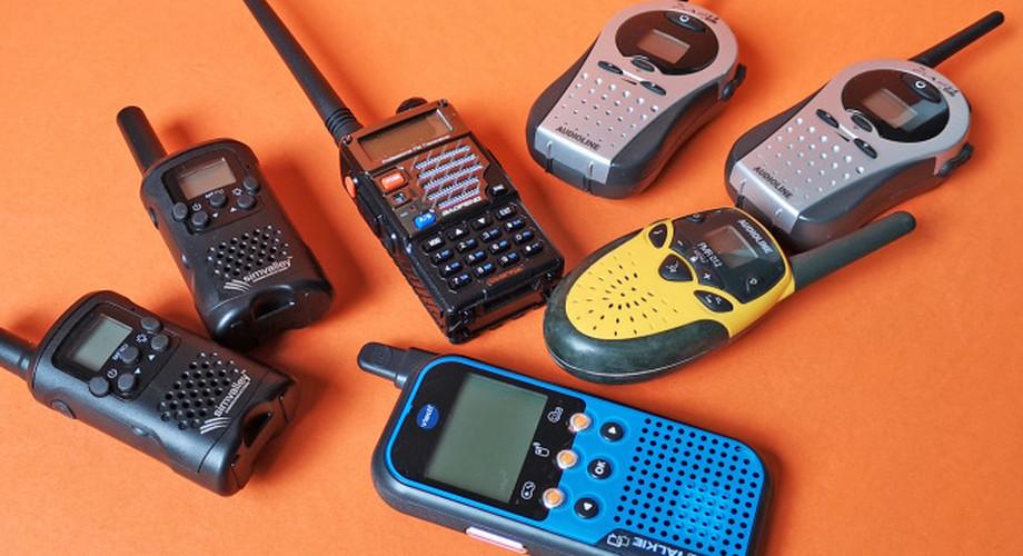 Funkgeräte für Sport und Freizeit: Diese Geräte gibt es