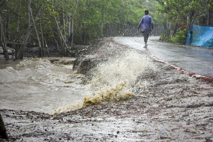 Poplave nakon prolaska oluje