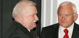 Wałęsa do Millera: Nie zagłosuję na Ciebie