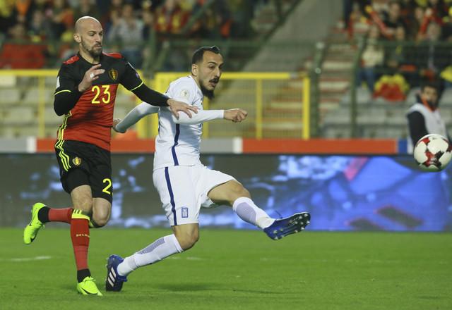 Gol Mitroglua u Briselu