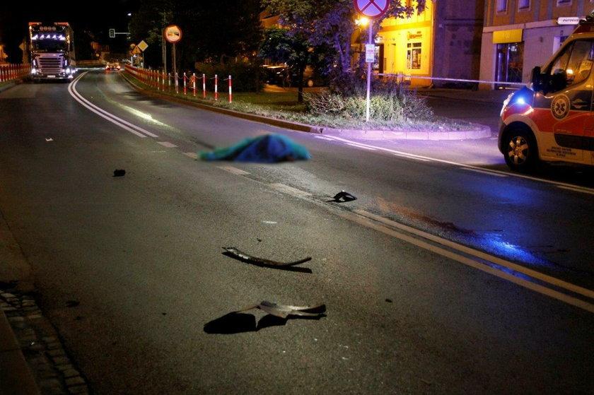 Tragiczny wypadek w Niemodlinie. Zginął 31-letni mężczyzna