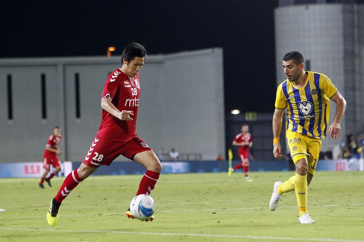 FK Radnički Niš, FK Makabi Tel Aviv