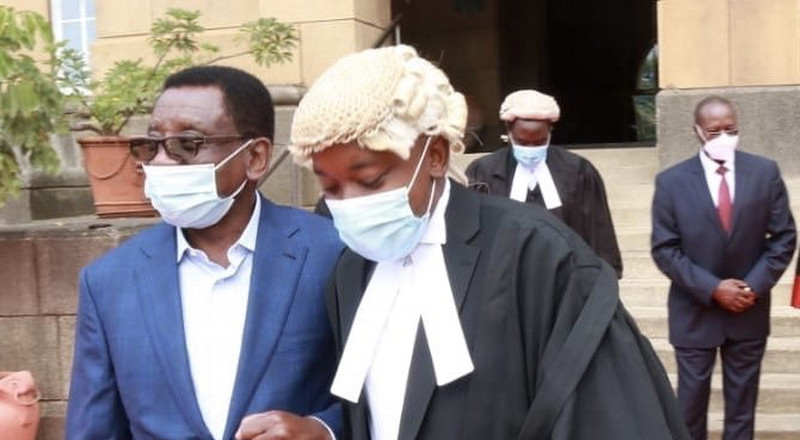 Senator James Orengo's son admitted to the Bar (Photos)
