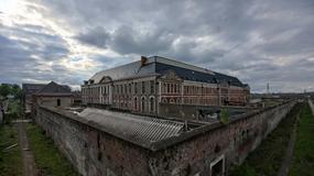 Opuszczone więzienie w Nord-Pas-de-Calais, Francja