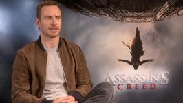 """""""Assassin's Creed"""": Michael Fassbender opowiedział o filmie. Co zdradził Annie Wendzikowskiej?"""