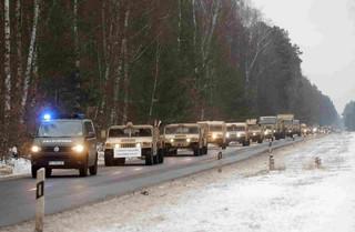 Amerykańskie wojska nie wygrałyby w Europie z Rosją. Powód? Korki