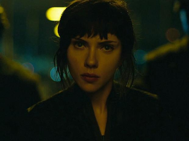 """Ghost in the Shell"": kadr z filmu"