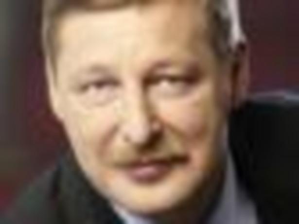 Andrzej Parafianowicz wiceminister finansów Fot. Materiały prasowe