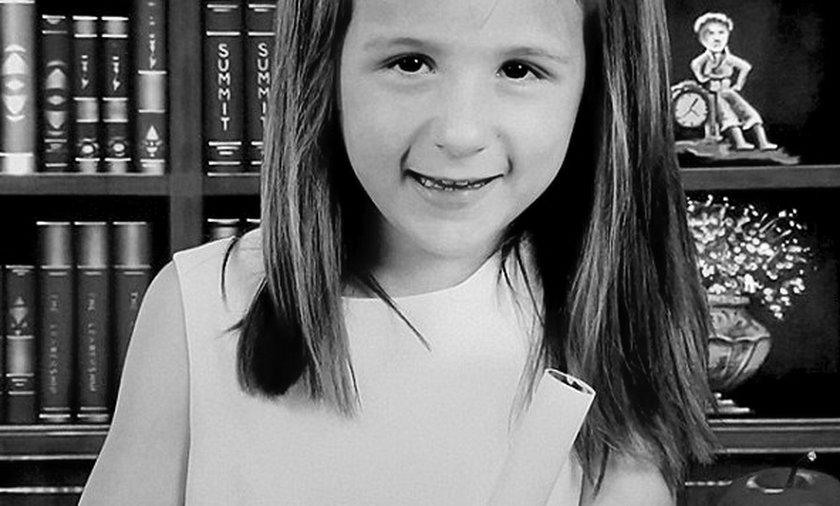 5-letnia Haley Moore