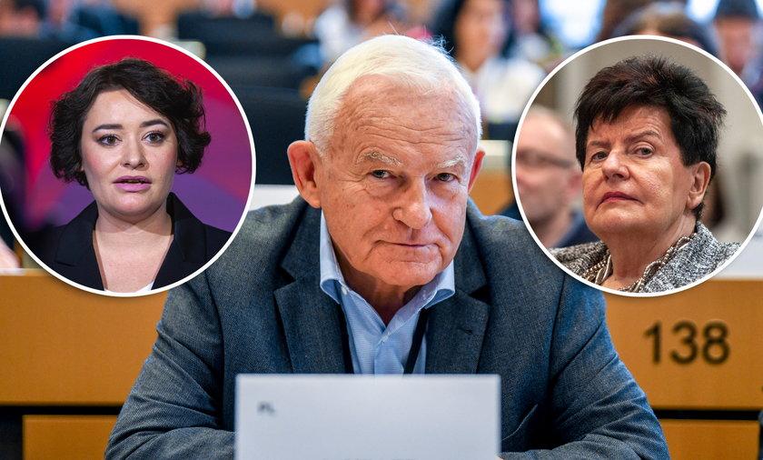 Posłanki Lewicy Anna Maria Żukowska i Joanna Senyszyn skrytykowały słowa Leszka Millera, byłego szefa SLD.
