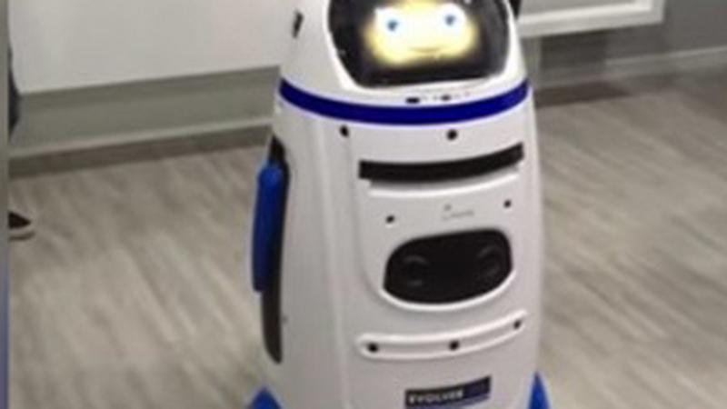 Chiński robot zaatakował człowieka
