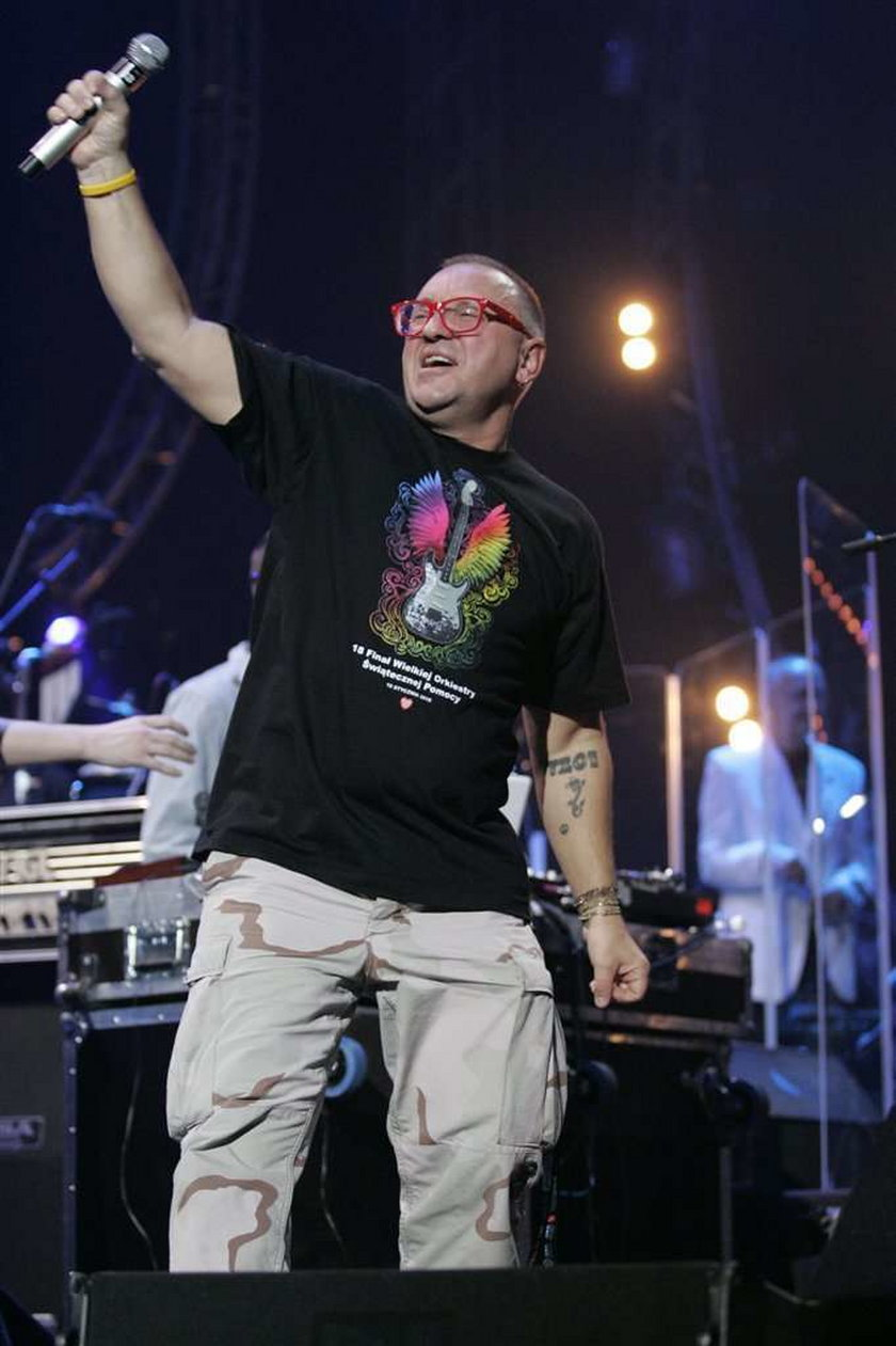 Steczkowska na Woodstock!?