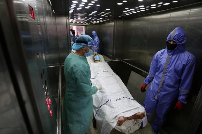 Broj zaraženih korona virusom u svetu raste