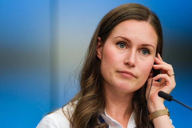 Sana Marin, nova premijerka Finske