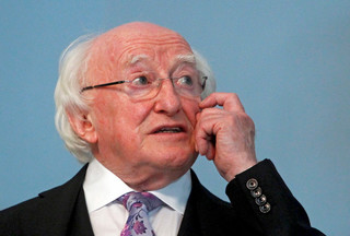 Michael D. Higgins po raz drugi został prezydentem Irlandii