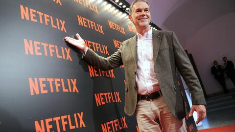 CEO Netfliksa Reed Hastings