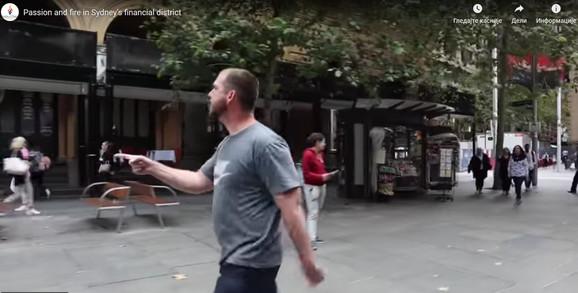 Snimak iz Sidneja