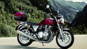 Honda CB 1100 w Europie od 2013 roku