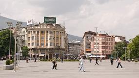 Grecja-Macedonia: spór o pomnik