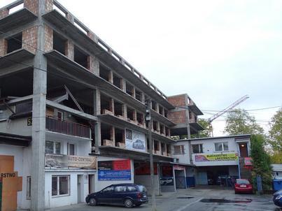 Rozbudowa rozpoczęła się mimo braku zgody władz miasta