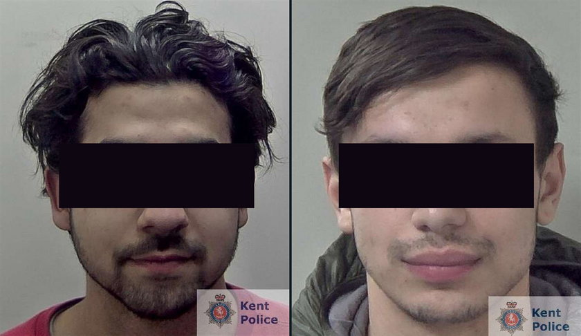 Dover. Polacy Roland B. i Eryk M. skazani za napady na Brytyjczyków z nożem