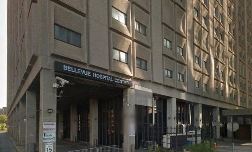 Bellevue Hospital Center.
