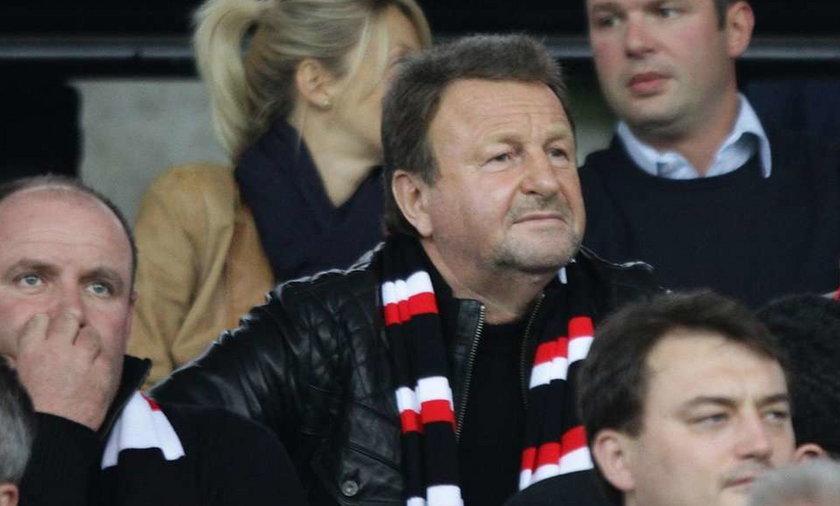 Prezes Polonii porwał swoich piłkarzy na Gran Derbi