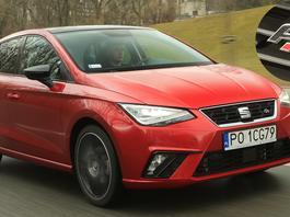 Seat Ibiza 1.0 TSI FR - maluch też może być fajny! | TEST