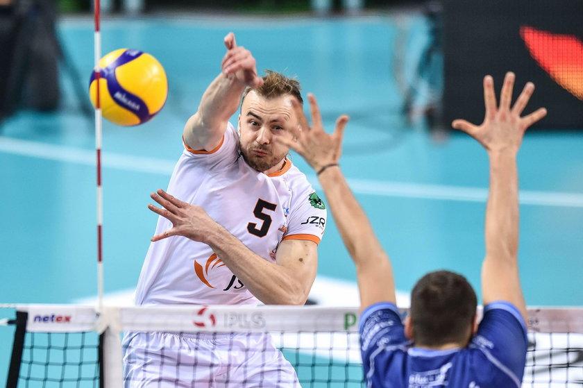 Siatkarz Jakub Bucki (32 l.) to bohater Jastrzębskiego Węgla z pamiętnego meczu z Zenitem Kazań (3:2) w Lidze Mistrzów.