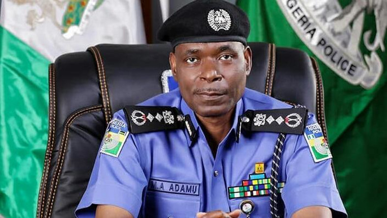 Inspector-General of Police, Mohammed Adamu [Facebook/Nigeria Police Force]