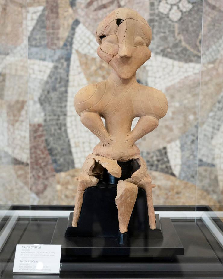 Vita statua