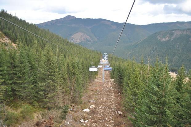Ośrodek narciarski Zverovka-Spalona Dolina