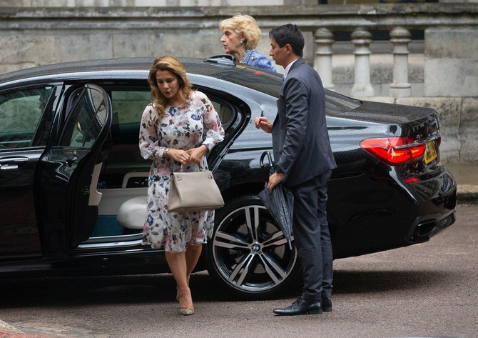 Princeza Haja sa advokaticom danas na sudu u Londonu